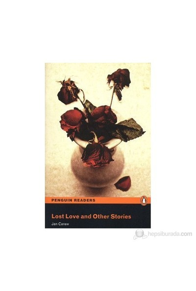 Lost Love And Other Stories-Jan Carew