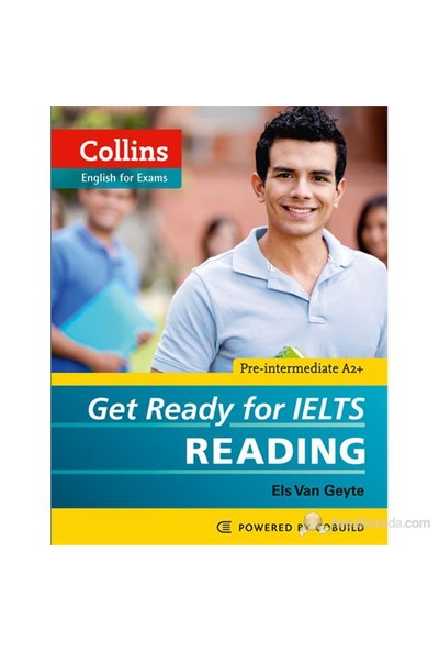 Collins Get Ready For Ielts Reading-Els Van Geyte
