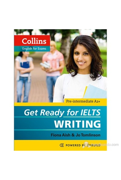 Collins Get Ready For Ielts Writing-Jo Tomlinson