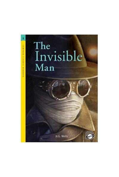 The Invisible Man +MP3 CD (Level 5 -Classic Readers)