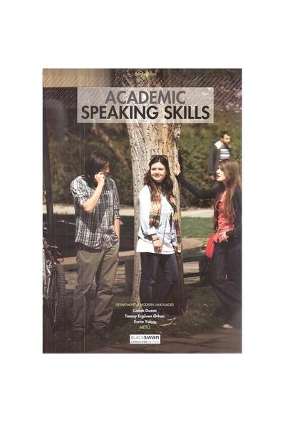 Academic Speaking Skills - Canan Duzan