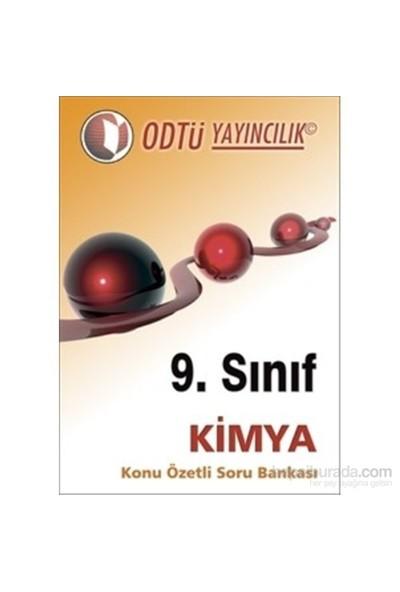 9. Sınıf Kimya Konu Özetli Soru Bankası