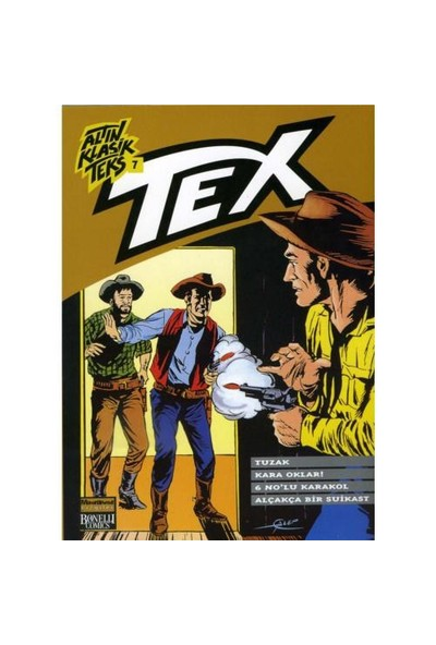Altın Klasik Tex 7-G. L. Bonelli