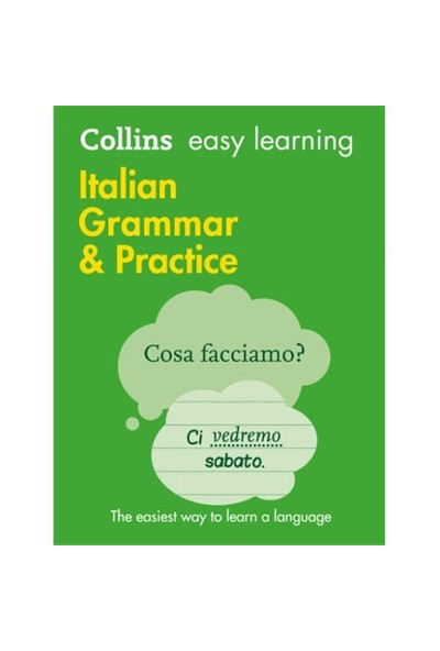 Easy Learning Italian Grammar And Practice (2Nd Ed)
