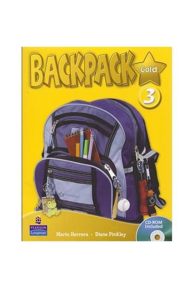 Longman Yayınları Backpack Gold 3 Student Book