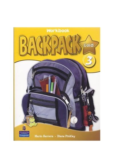 Longman Yayınları Backpack Gold 3 Workbook