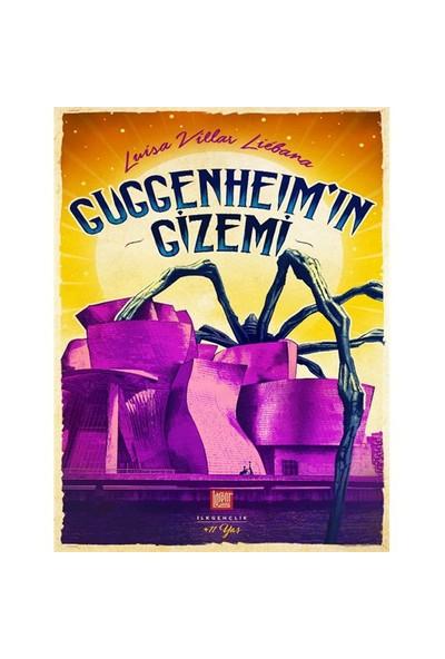 Guggenheim'In Gizemi-Luisa Villar Liebana
