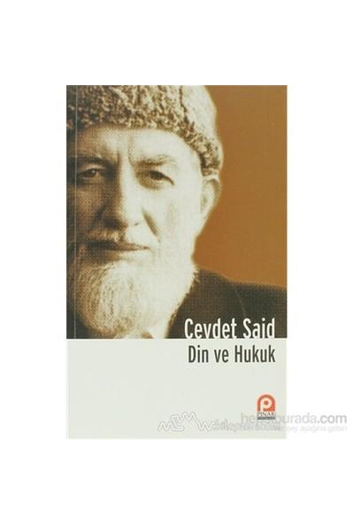 Din Ve Hukuk-Cevdet Said