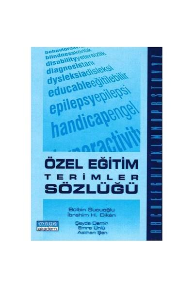 Özel Eğitim Terimleri Sözlüğü-Bülbin Sucuoğlu