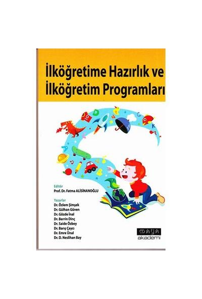 İlköğretime Hazırlık Ve İlköğretim Programları-Neslihan Bay