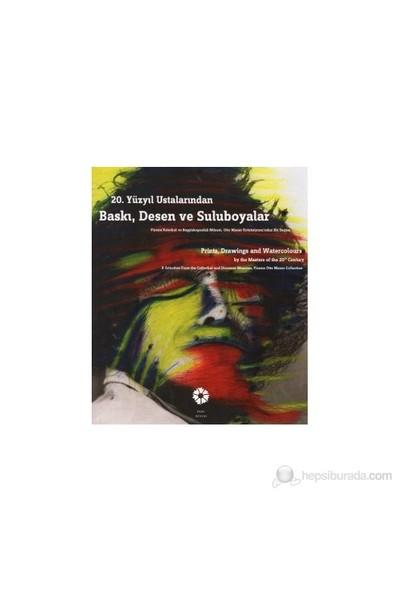 20. Yüzyıl Ustalarından Baskı, Desen Ve Suluboyalar Prints, Drawing And Watercolours By The Masters-Kolektif