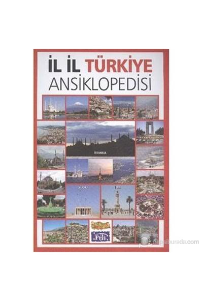 İl İl Türkiye Ansiklopedisi-Kolektif