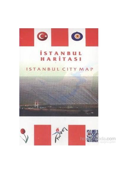 İstanbul Haritası (Katlamalı) -
