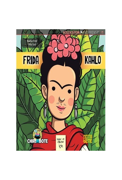 Frida Kahlo - Nadia Fink