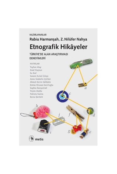 Etnografik Hikayeler-Z. Nilüfer?Nahya