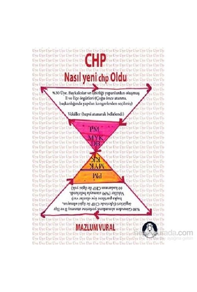 Chp Nasıl Yeni Chp Oldu-Mazlum Vural