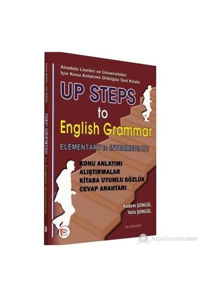 Up Steps To English-Kadem Şengül