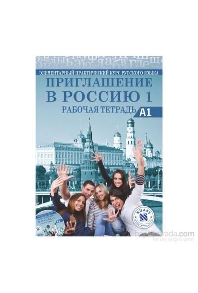 Priglasheniye V Rossiyu 1 Rabochaya Tetrad' + Cd A1-E. L. Korchagina