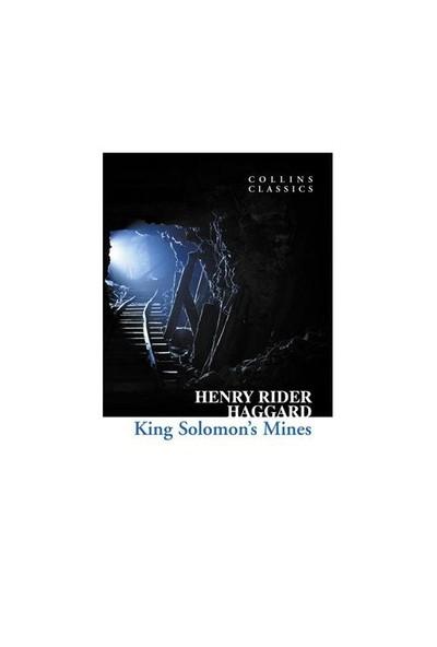 King Solomon's Mines (Collins Classics)