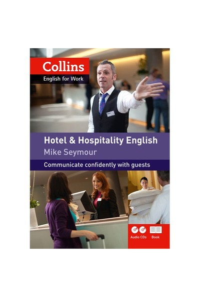 Collins Hotel And Hospitality English With 2 Cds-Mike Seymour