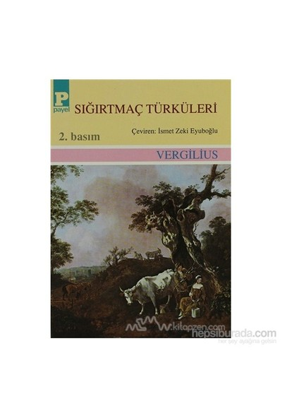 Sığırtmaç Türküleri-Vergilius