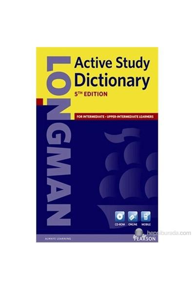 Pearson Longman Active Study Dictionary-Kolektif