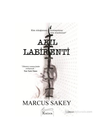 Akıl Labirenti - Marcus Sakey