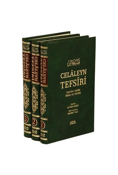 Celaleyn Tefsiri Tercümesi Kuran-I Kerim Meali Ve Tefsiri (3 Cilt, Takım)-Kolektif