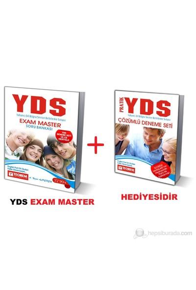 YDS Exam Master Soru Bankası (Cd ve YDS Deneme Seti Hediyeli) - Nejat Alperen