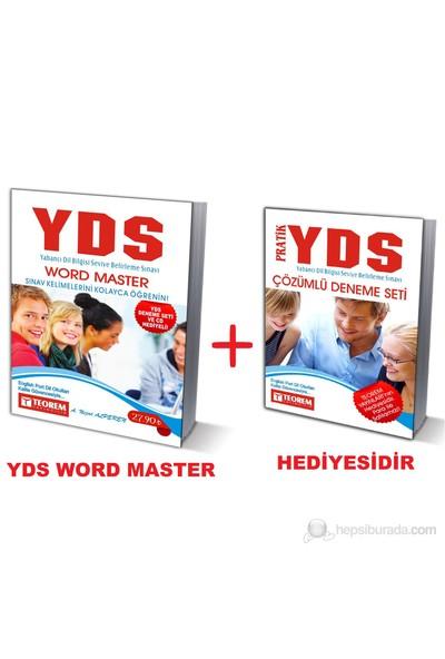 YDS Word Master Soru Bankası (Cd ve YDS Deneme Seti Hediyeli) - Nejat Alperen