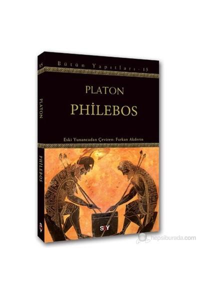 Philebos Bütün Yapıtları 15-Platon (Eflatun)