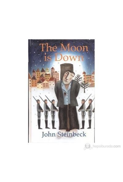The Moon İs Down - John Steinbeck