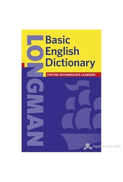 Pearson Longman Basic English Dictionary-Kolektif