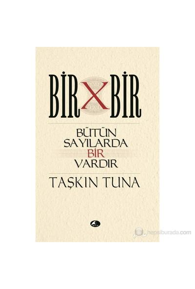 Bir X Bir - Bütün Sayılarda Bir Vardır-Taşkın Tuna