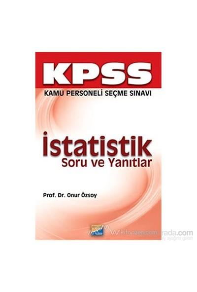 Kpss İstatistik Soru Ve Yanıtlar-Onur Özsoy
