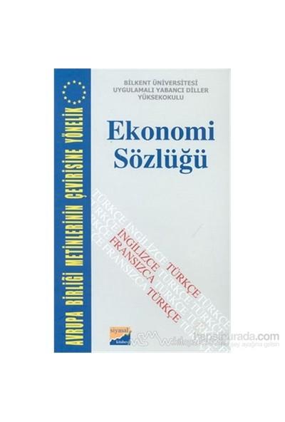 Ekonomi Sözlüğü (Ciltli)-Kolektif