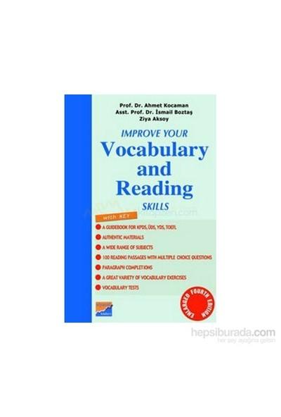 Vocabulary And Reading-Ahmet Kocaman