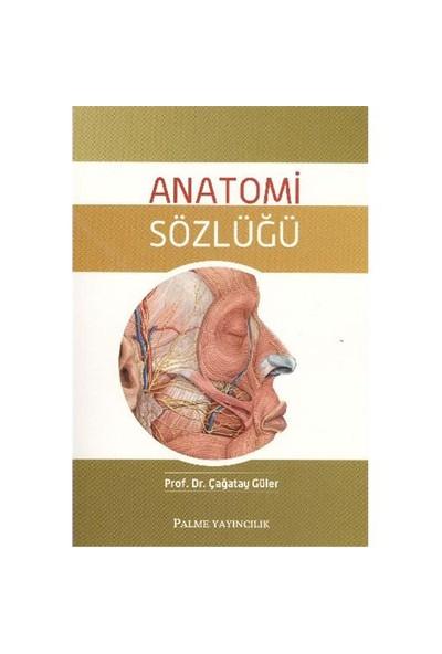 Anatomi Sözlüğü-Çağatay Güler