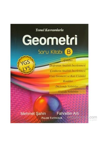 Palme Ygs-Lys Geometri Soru Kitabı (2 Kıtap)-Mehmet Şahin