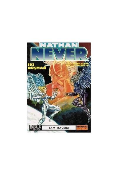 Nathan Never Büyük Albüm Sayı: 7 İki Düşman-Stefano Vietti
