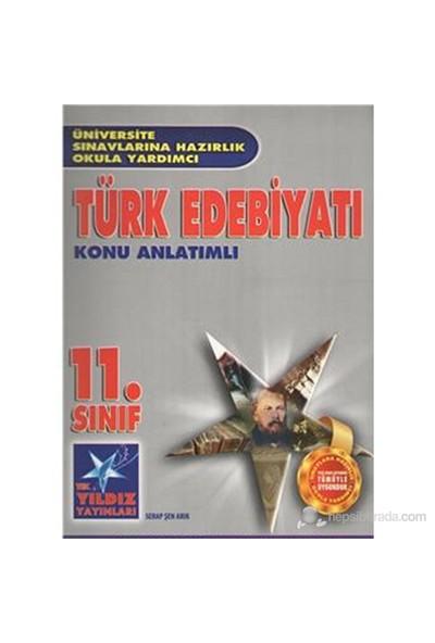 Tek Yıldız 11.Sınıf Türk Edebiyatı Konu Anlatımlı
