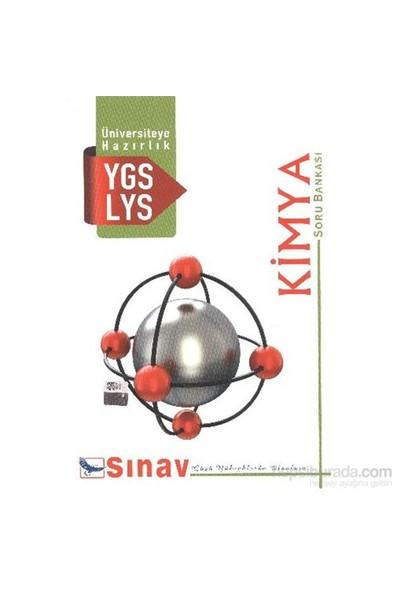 Sınav Ygs Lys Kimya Soru Bankası-Kolektif
