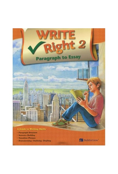 Write Right Paragraph To Essay 2 With Workbook-J. K. Johnson