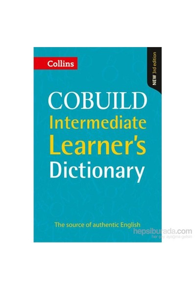 Collins Cobuild Intermediate Learner'S Dictionary [Third Edition]-Kolektif