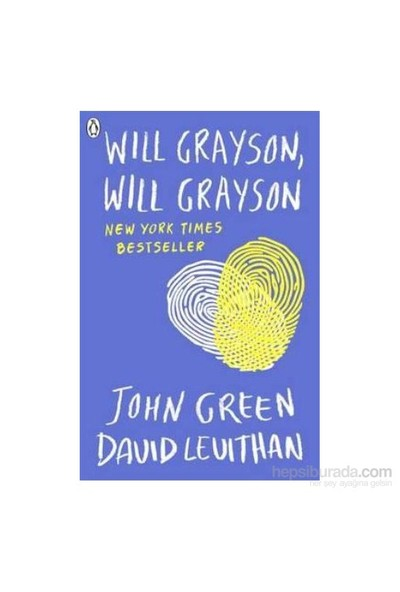 Will Grayson, Will Grayson-David Levithan
