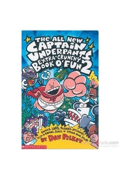 Captain Underpants - Extra Crunchy-Dav Pilkey