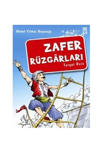 Zafer Ruzgarlari - Ahmet Yılmaz Boyunağa
