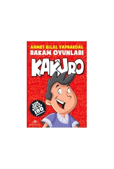Rakam Oyunları - Kakuro - Ahmet Bilal Yaprakdal