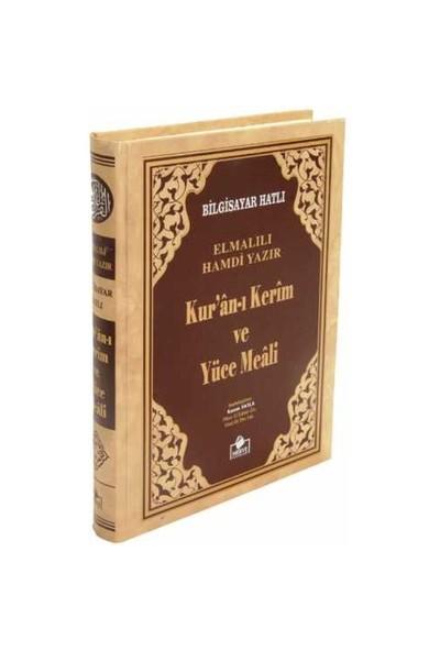 Kur'an-I Kerim Yüce Meali Büyük