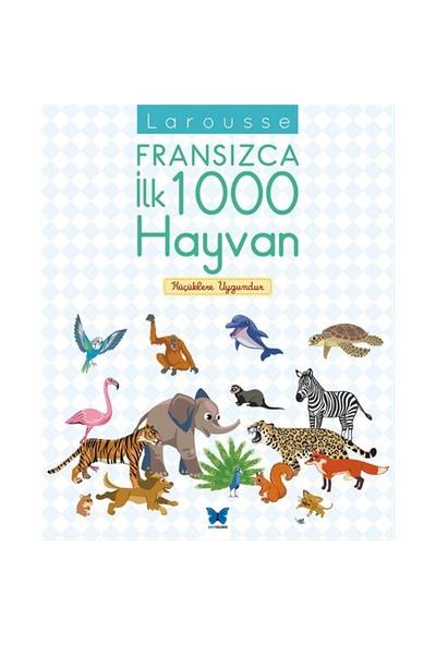 Larousse Fransızca İlk 1000 Hayvan-Kolektif